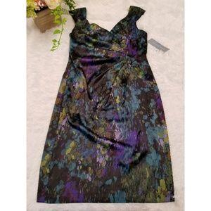 Oh Hey Beautiful! London Times Dress NWT